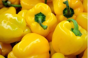 Yellow Peppers 1kg