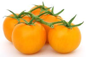 Yellow cherry-tomatoes 250gr