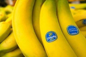 Bananas Chiquita 1kg
