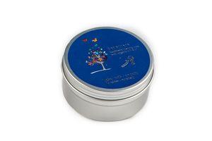 Handmade Benessere shaving soap- Donkey milk-Propolis-Lavender 115gr