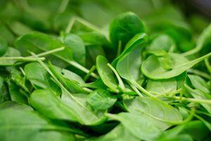 Organic spinach 1kg