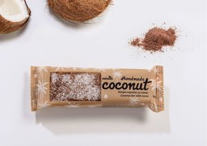 Coconut bar with Cocoa flavor NATURALS 100g