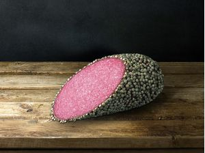 Salami with green pepper 200gr