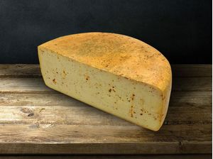 Graviera cheese with crushed red pepper 250gr