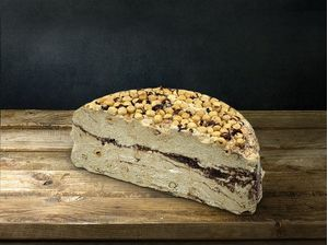Halva With Hazelnuts And Couverture 500gr