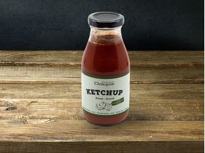 Homemade Classic Ketchup 280gr