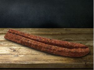 Sausage With Leek And Smoked Cheese 550gr