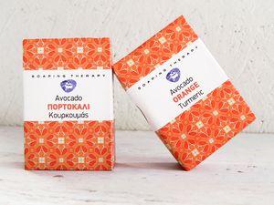 Orange soap 100gr