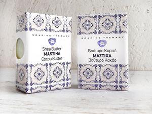 Mastic soap 100gr