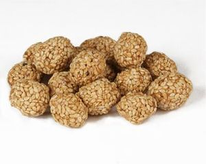 Caramelized Red skin peanuts with sesame seed 1kg