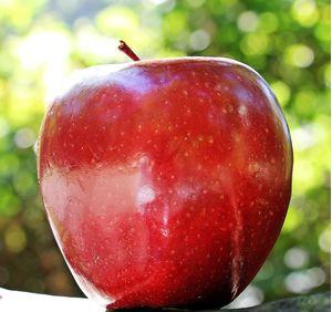 Red apples A' 1kg - Vermio Mountain