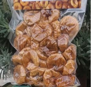 Dried Organic Figs - 500gr