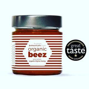 Organic Thyme Honey of Syros 270g