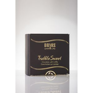 Chocolate with black truffle 150gr