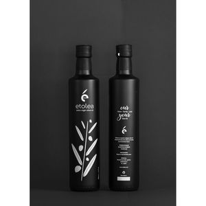 Extra virgin olive oil Etolea black 500ml