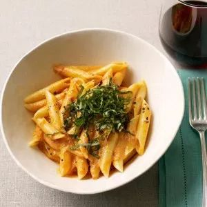 Penne with Tomatoe & Basil,  400gr
