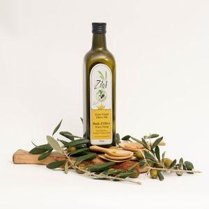 Extra virgin olive 750ML in Glass Bottle