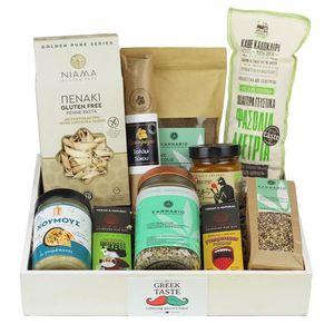 Greek Vegan Bundle with 10 products