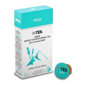 iNTEA 'Relax' Mount Olympus Herbal Tea | Nespresso capsules