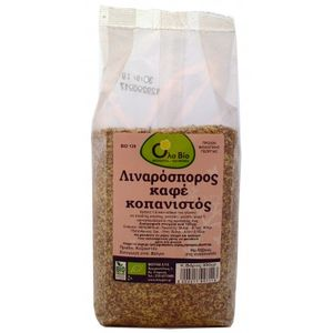 Mashed brown flaxseed 350gr