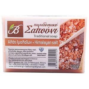 Himalayan salt soap 100gr