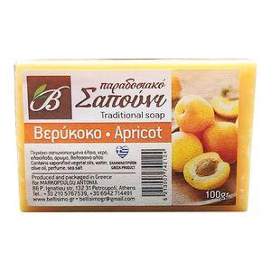 Apricot soap 100gr