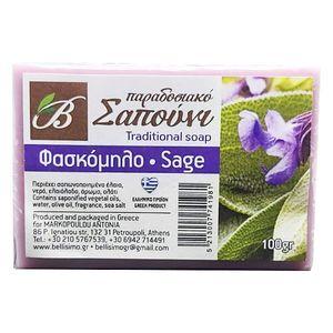 Sage soap 100gr