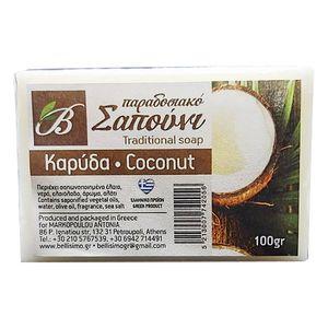 Coconut soap 100gr
