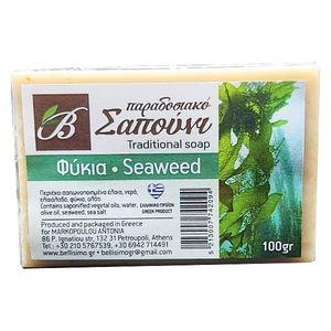 Soap with algae 100gr