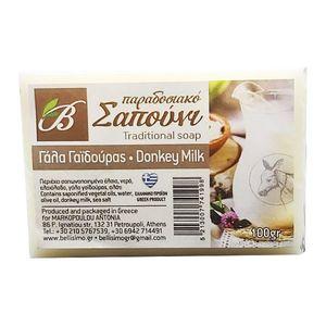Donkey milk soap 100gr