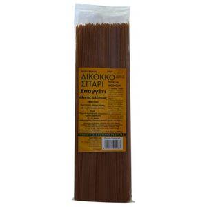 Whole grain emmer spaghetti 12x400gr