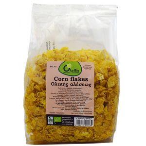Whole grain corn flakes (no sugar) 250gr