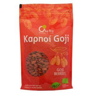 Organic goji berries 100gr