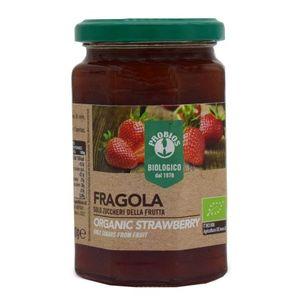 Strawberry jam (no sugar added) 6x330gr