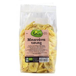 Banana chips (no sugar) 150gr