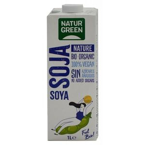 Natural soy drink (No added sugar) 6x1000ml