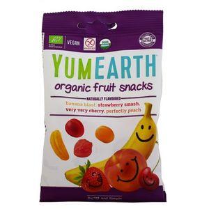 Organic fruit snack 12x50gr
