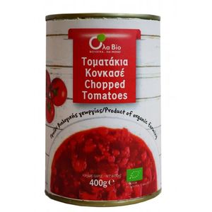 Chopped tomatoes (in a can) 12x400gr