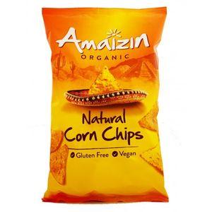 Corn chips, gluten free 10x150gr