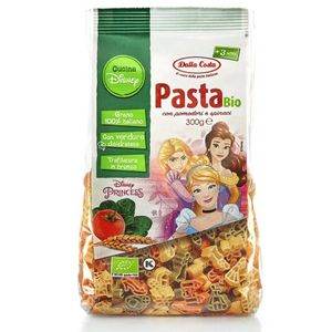 Disney pasta tricolor princess-shaped 12x300gr