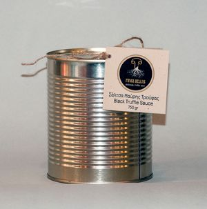 Black Truffle Sauce 750gr
