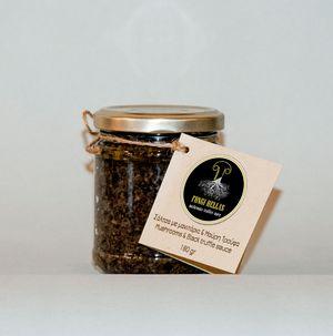 Mushroom & Black Truffle Sauce