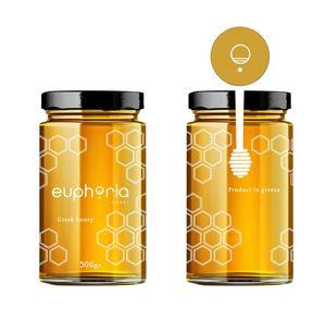 Orange Honey 1kg