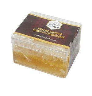 Honey with honeycomb 180g