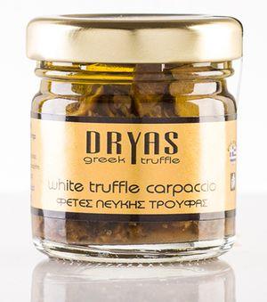 White truffle carpaccio 30gr