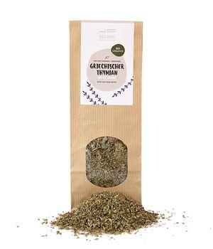 Organic Mountain Thyme - handpicked 40 gr