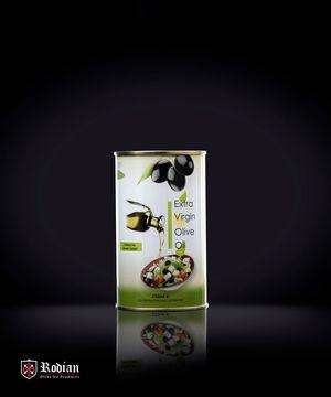 Extra Virgin Olive Oil RODIAN 250ml - METAL TIN Packaging