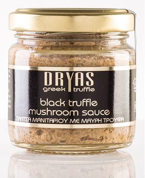 Mushroom spread with black truffle 80gr