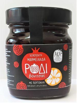 Pomegranate-Orange Jam 314gr