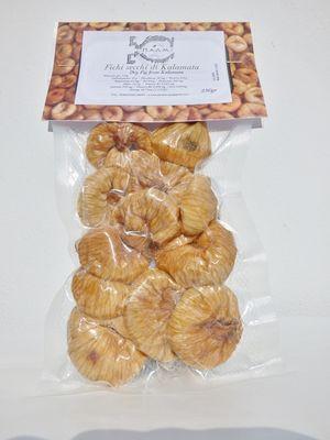 Dried Organic Figs - 250g